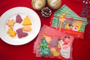 お野菜クッキー クリスマス